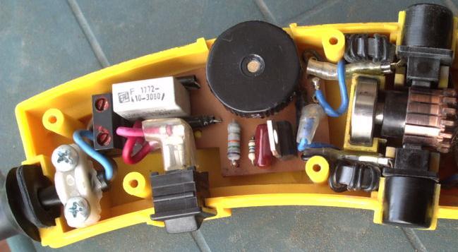 Schema Elettrico Regolatore Per Motori Brushless : Regolatore di velocità per motori a spazzole v